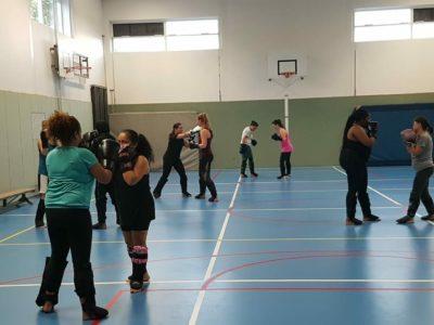 Kickboksen voor Vrouwen in Groningen