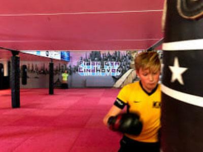 Kickboksen voor vrouwen in Eindhoven Zuid
