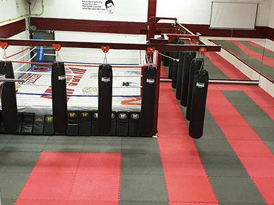 Kickboksen voor vrouwen in Vlaardingen