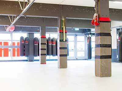 Kickboksen voor vrouwen in Veenendaal