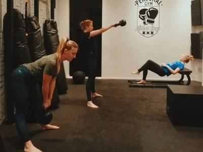 Kickboksen voor vrouwen in Amsterdam Zuid