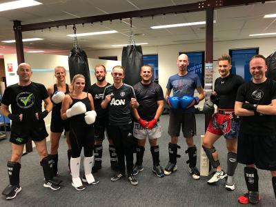 Kickboksen voor vrouwen in Roermond