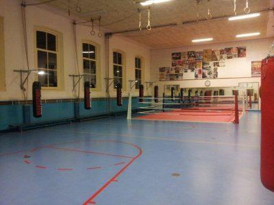 Kickboksen voor vrouwen in Assen