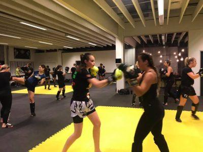 Kickboksen voor vrouwen in Gilze en Rijen