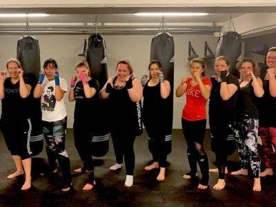 Kickboksen voor vrouwen in Maastricht