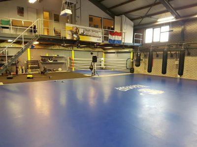 Kickboksen voor vrouwen in Hoeksche Waard