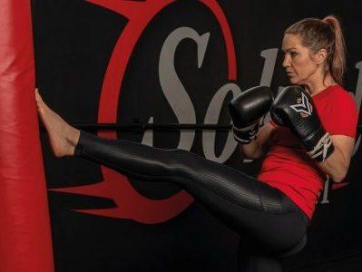 Kickboksen voor vrouwen in Hoorn
